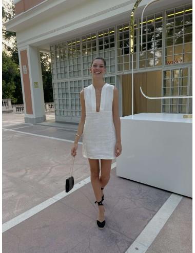 Vestido Surya Blanco