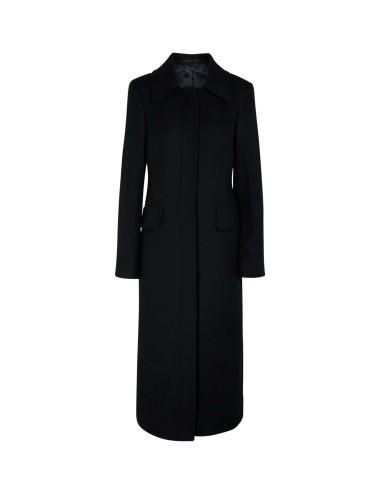 Abrigo Negro Tailored
